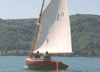 Bodensee-Catboat LIV 21