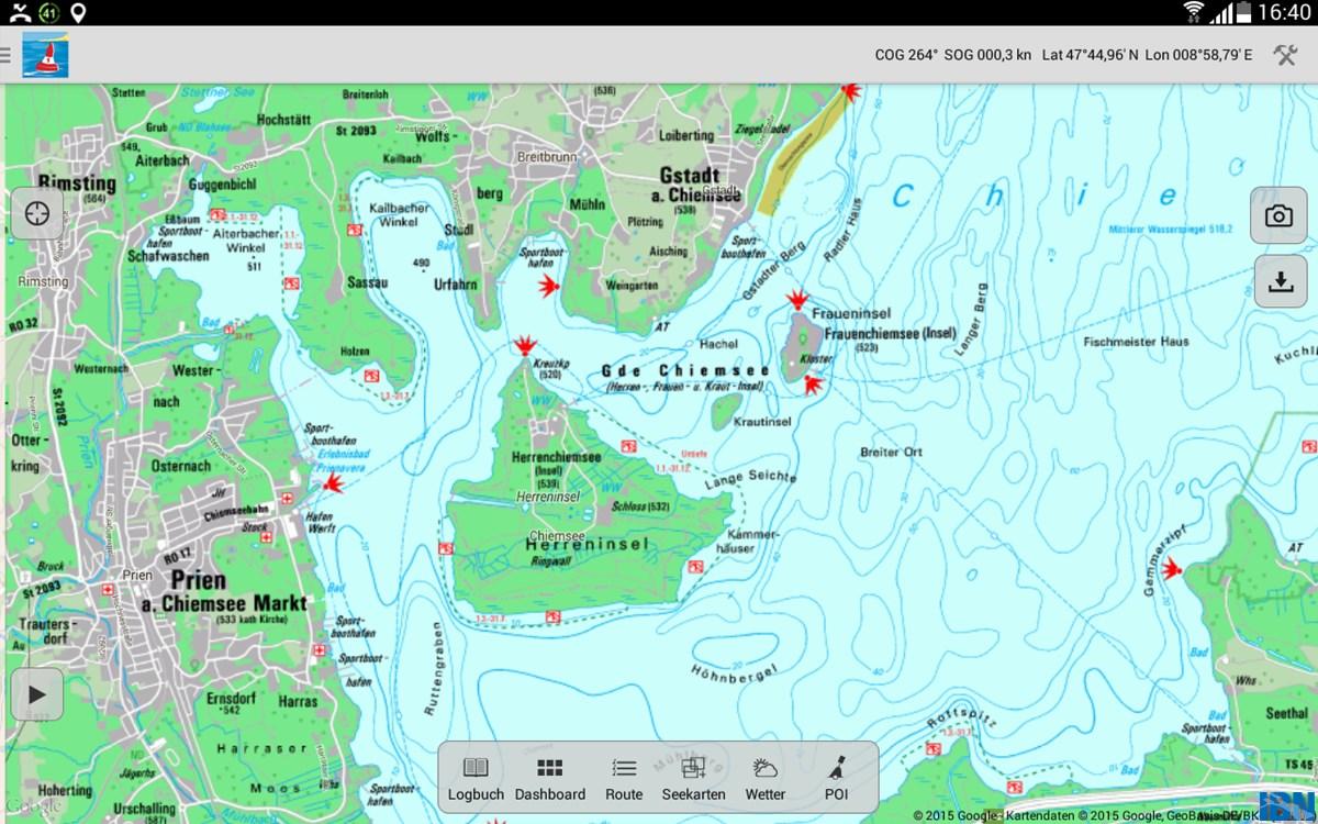 Chiemsee Karte Pdf.Radolfzell Seapal Seemannschaft Zubehör Allgemein Digitale