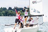 Swiss sailing womens cup